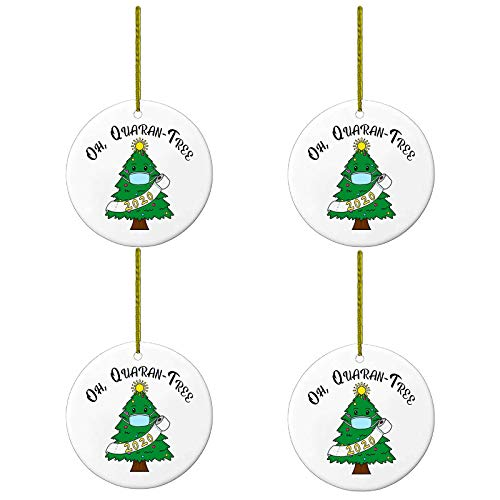 Wenese 2020 Weihnachten Adventskalender Anhänger Holzanhänger Weihnachtsanhänger Dekohänger Weihnachtsbaum Tannenschmuck Weihnachtsdeko Für Beutel Weihnachtsbaum Deko