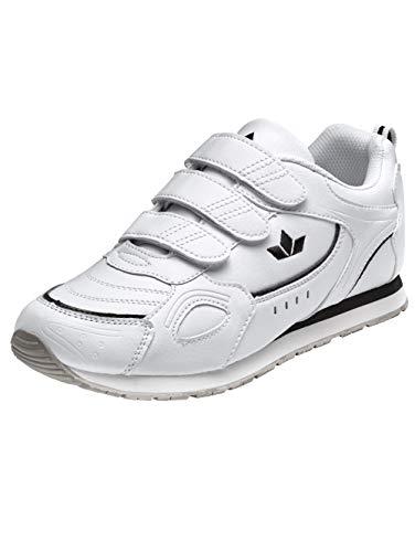 Lico Sportschuhe mit hallengeeigneter Sohle Weiß