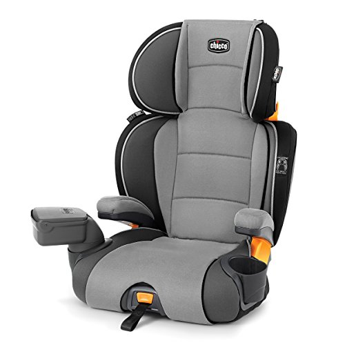 Chicco KidFit Zip 2-in-1 Belt Positioning Booster Car Seat -...
