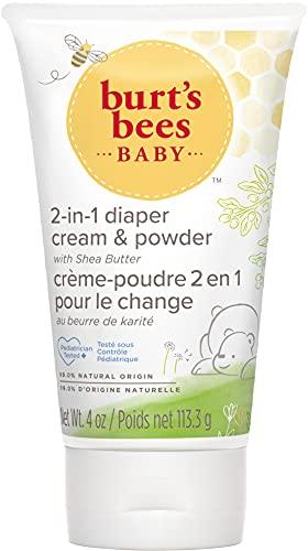 Burt s Bees Baby Pomada para la irritación del pañal - 85g