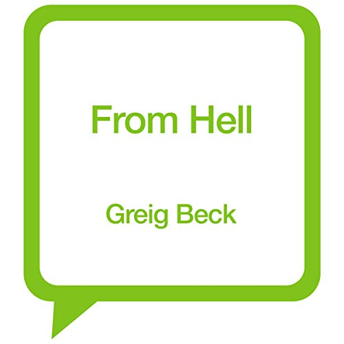 From Hell audiobook cover art