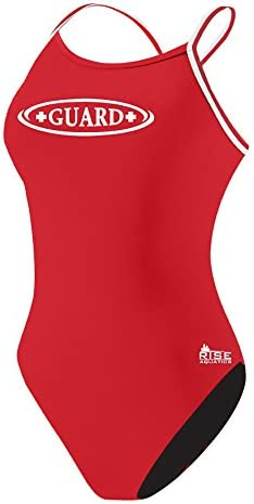 Rise Guard H Back Reversible Red Navy Size 28 product image