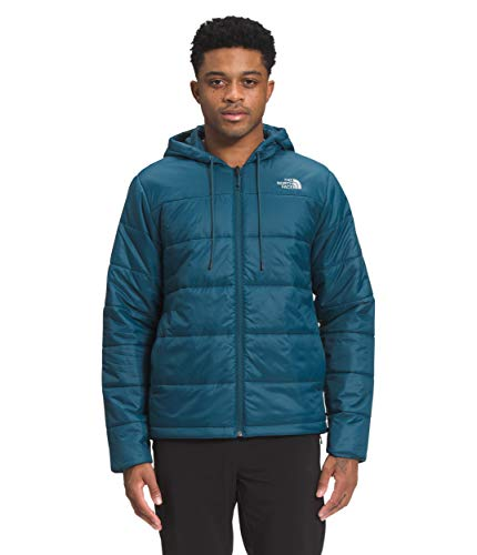 The North Face Men's Grays Torreys Insulated Jacket, Monterey Blue, L