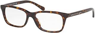 Eyeglasses Coach HC 6136 U 5120 Dark Tortoise
