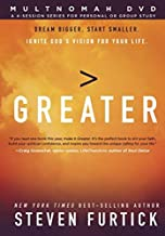 Greater DVD (Habits of the House) by Steven Furtick (2014-05-06)