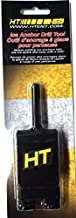 HT Enterprise AIT-1 Anchor Ice Tool Power Drive Works On All Styles of Ice Anchors, Multi, one Size
