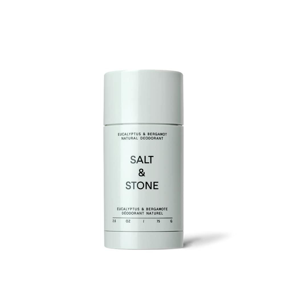 Salt Stone - Natural Deodorant 2 Genuine New life Eucalyptus Bergamot Nº
