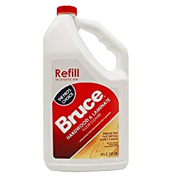 Bruce Hardwood and Laminate Floor Cleaner-64 Ounces Review