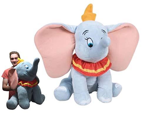 Toys & Play Peluche Elefante Dumbo Disney de 65cm / Peluches Disney