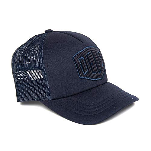 Deus Hayward Shield Trucker - Gorra, color azul