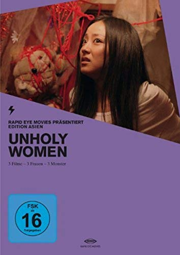 Unholy Women - Edition Asien