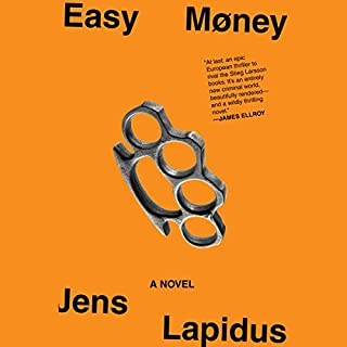 Easy Money audiobook cover art