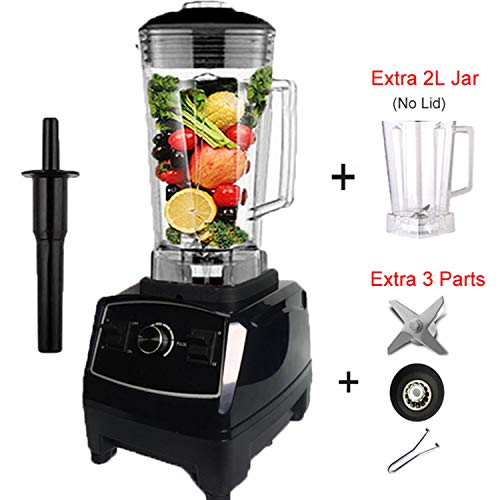 Lowest Prices! EU/US Plug G5200 3HP 2200W Commercial Blender Mixer Juicer Power Food Processor Smoot...