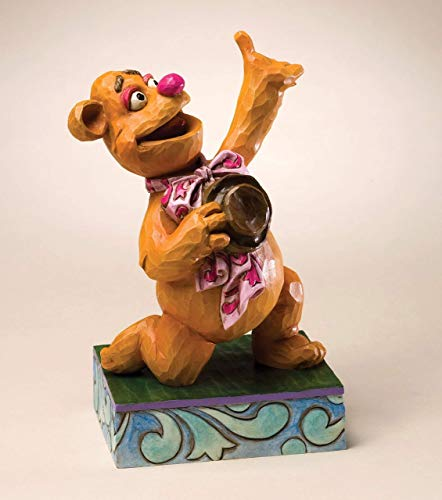 "Jim Shore Figur Die Muppet Show ""FOZZIE BEAR"""