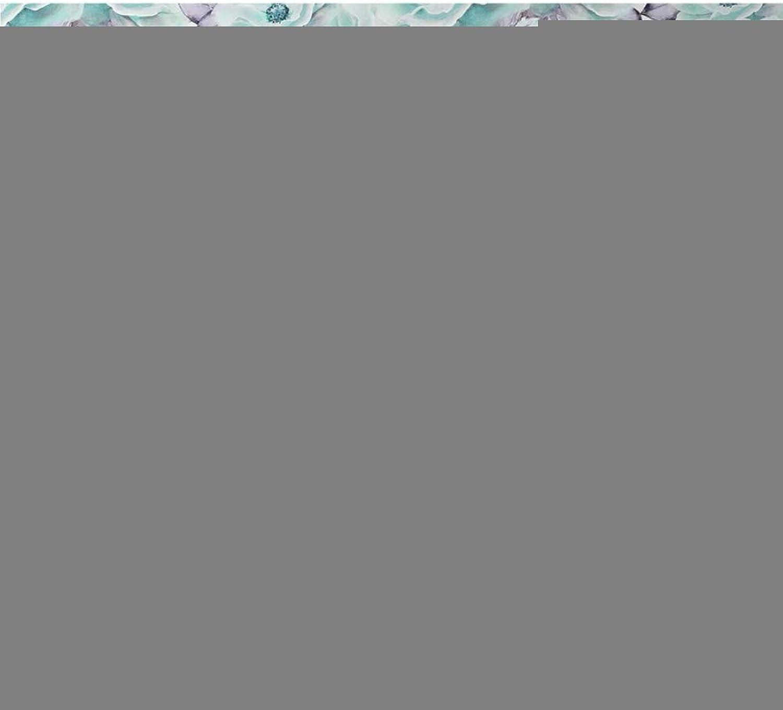 ganancia cero YYBHTM Papel Tapiz Papel Tapiz 3D Flor Azul Azul Azul Pintura De Parojo Papel Tapiz Decoración para El Hogar Salón Parojo  tienda de venta