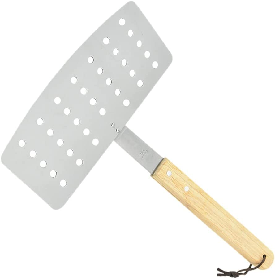 DOITOOL New product type Fish Spatula Turner Stainless unisex Barbecue Slotted Cli Steel