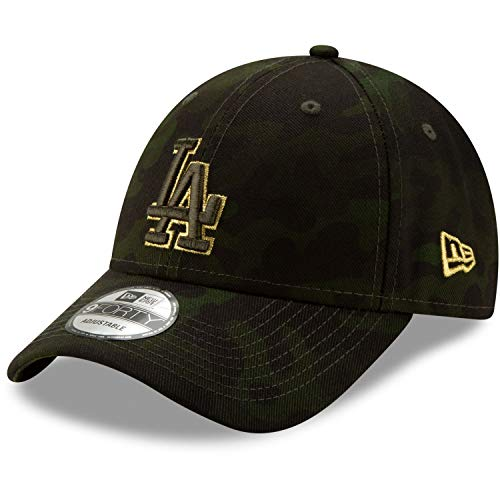 New Era Los Angeles Dodgers 2019 MLB Armed Forces Day 9FORTY Adjustable Hat - Camo
