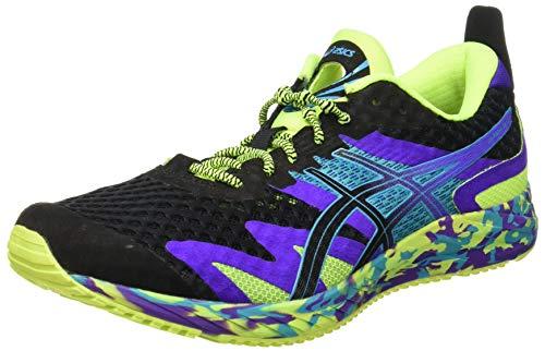 ASICS Mens Gel-Noosa TRI 12 Running Shoe, Black/Black,43.5 EU