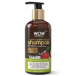 WOW Apple Cider Shampoo