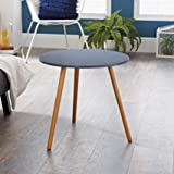 Crazyshop01 New Single Gorgeous Bjorn End Table For Living Room Bed Room Side Table -grey