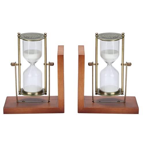 Temporizador de arena de reloj de arena, temporizador de reloj de arena de moda para decoración del hogar para salas de estar para oficinas para dormitorios