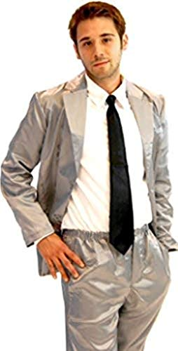 41rYqconGjL - Pyjamas Chics Suitjamas, Dormir en Costume Cravate !
