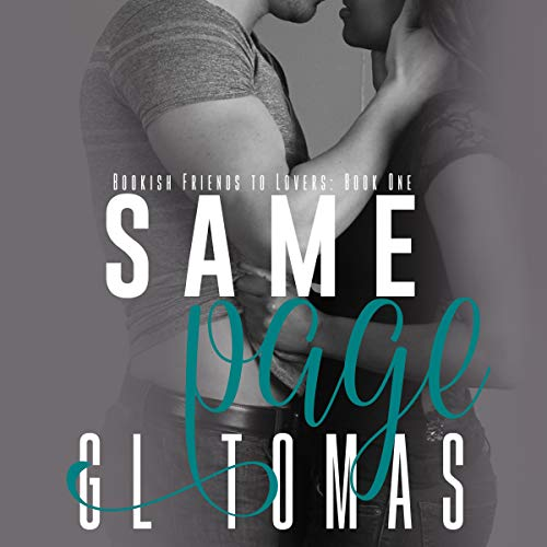 Same Page audiobook cover art