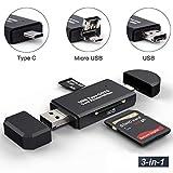 YoSuDa Speicherkartenleser SD Card Reader