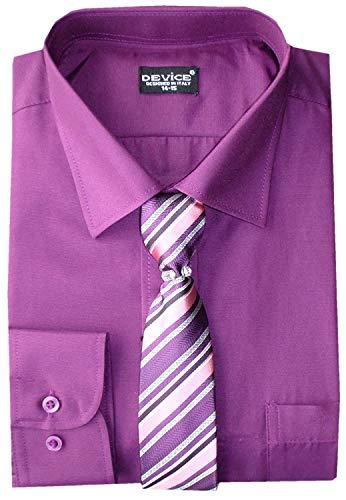Hemd Geräte Jungen Krawatte im Set Lange Die Hülse Festlich gekleidet Elegante Kleidung Partei Hemden 0-15 Jahren Neu