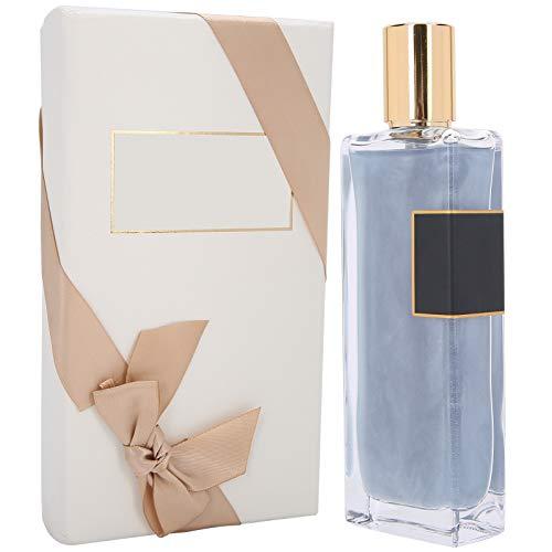 Eau de Parfum Atomizador de aroma de larga duración, Perfume con aroma agradable, regalo de cumpleaños, Aroma unisex para mujeres y hombres, Perfumería de 50 ml