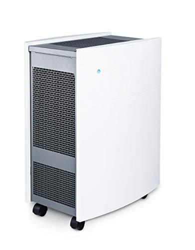 Purificatore d'aria Blueair Classic 680i con filtro antiparticolato (per 72 m², HEPASilent, purificazione dell'aria per germi, allergeni, polvere, odori e peli di animali, WLAN, sensori integrati)