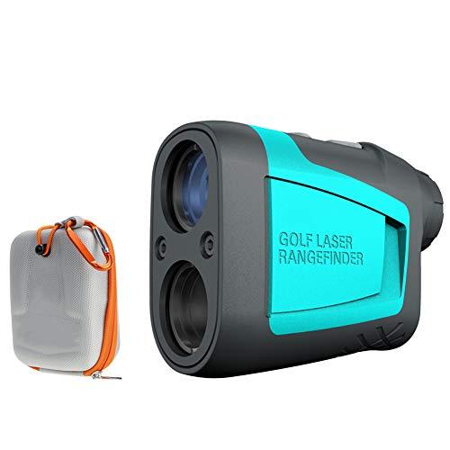 KXDLR 650Yards Golf afstandsmeter Slope heeft de uitbreidingsmodus 6 x ondersteuning vibratie en USB-oplaadaanduiding, vergrendelingsweergave, afstandsmeting.