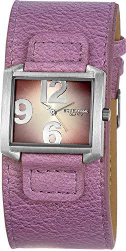 Excellanc Damen Analog Quarz Uhr mit Leder Armband 192123900025
