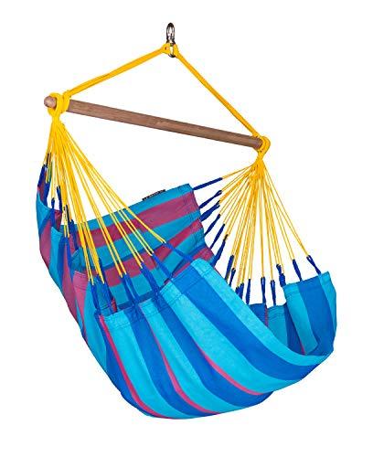 La Siesta - Sonrisa Wilrd Berry - Chaise-hamac Basic Outdoor pour extérieur