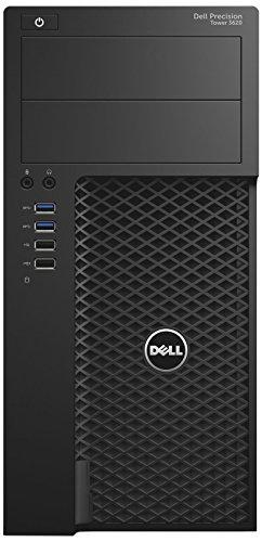 Dell X6HPK All-in-One Desktop PC (Intel Xeon E3-1240, 256GB Festplatte, 8GB RAM, AMD FirePro, All Windows Server Versions 2000) Mehrfarbig