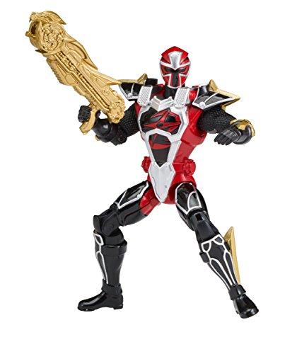 Power Rangers Super Ninja Steel Cockpit Mode Version 2 Action Figure, Red Ranger