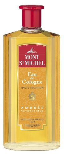 Mont St. Michel, Acqua di Colonia, ambra originale-Flacone 500 ml