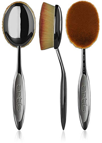 Artis Elite Smoke Oval Makeup Brush