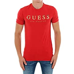 Guess Cn SS Showy Te Camiseta de Tirantes para Hombre