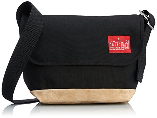 マンハッタンポーテージ『Suede Fabric Vintage Messenger Bag JR』
