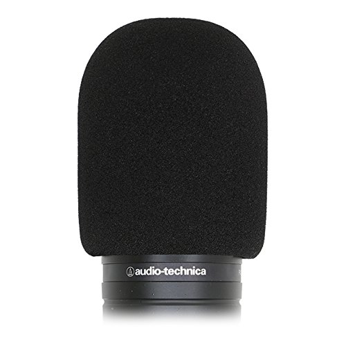 YOUSHARES Grande Schiuma Microfono Parabrezza per MXL 770 Nero Schiuma Microfono Pop Fiter