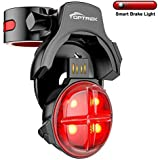 Malker Bicycle Light Front and Rear Silicone...