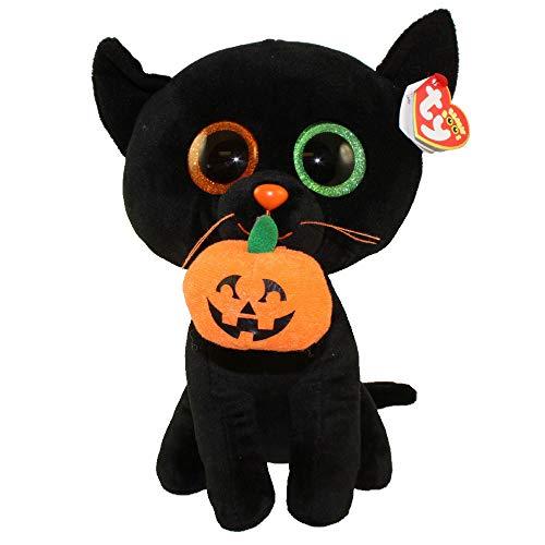 Beanie Boo's t37080 – Peluche Halloween Shadow, 28 cm