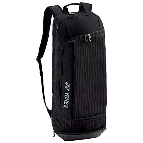 ヨネックス(YONEX) テニス・バドミントン ラケットバックパック テニスラケット2本収納可能 ブラック BAG2019