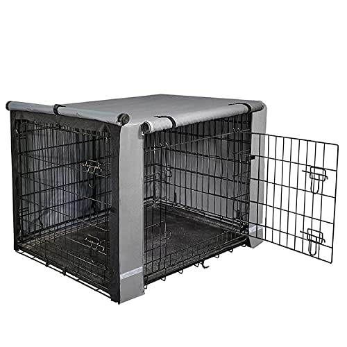 yotache Dog Crate Cover