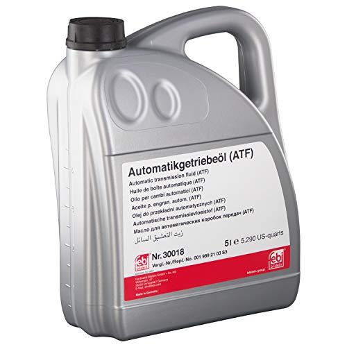 Febi bilstein 22806 fluide de transmission automatique ATF (rouge)
