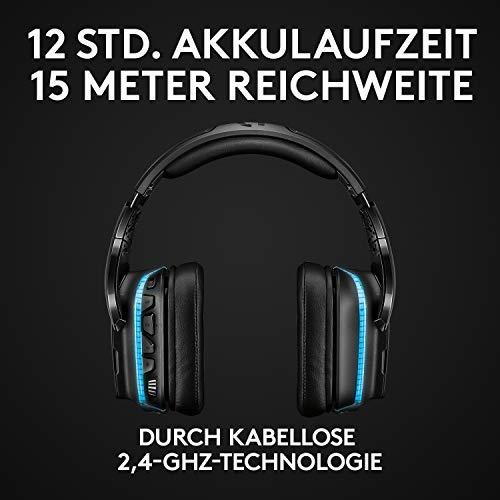 Logitech G935 Kabellose Gaming-Kopfhörer kaufen  Bild 1*