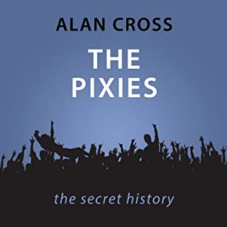 The Pixies audiobook cover art