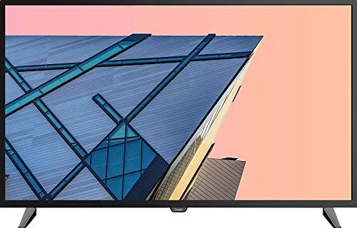 Grueso marca Graetz 43 pulgadas E680O LED TV Full HD Monitor PC Smart TV LED DVB-T/T2 HDMI USB 2.0 Ranura CI+ VGA - Funciones Smart Appstore, YouTube, Netflix, Amazon sistema operativo Linux