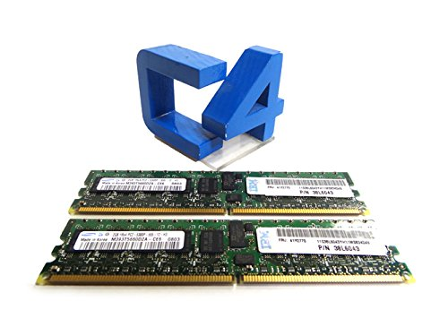 IBM 41Y2770 IBM 2GB (1X2MB) PC2-5300 CL5 ECC DDR2 667MHZ SDRAM IBM 41Y2770 DDR2-RAM 4GB-Kit 2x2GB/PC2-5300P/ECC/CL3 - 41Y2771 | ''